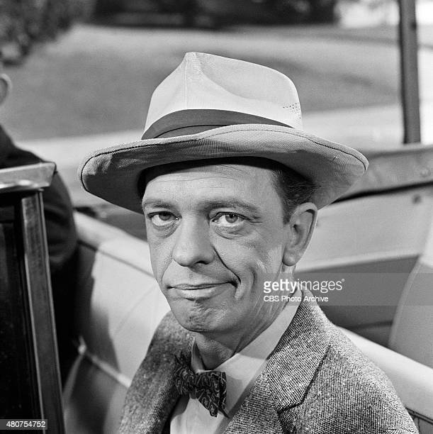 SHOW Don Knotts as Deputy Barney Fife in episode 'The Return of Barney Fife' Image dated November 29 1965