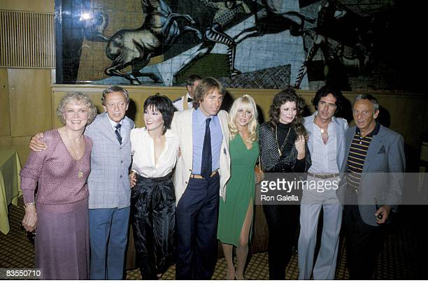 Don Knotts Joyce DeWitt John Ritter Suzanne Somers Anne Wedgeworth Richard Kline and Norman Fell