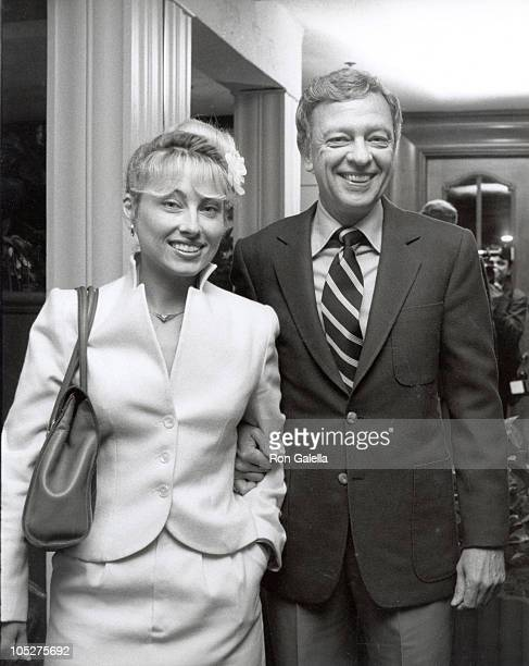 Don Knotts Wife during Wrap Party for 'Three's Company' at Beverly Hills Hotel in Beverly Hills CA United States
