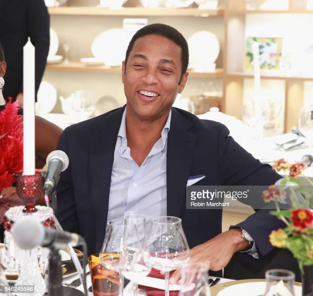 Don Lemon attends SiriusXM Host Bevy Smith Hosts A Radio Special Celebrating The Anniversary Of Andy Cohen's SiriusXM Channel Radio Andy at...