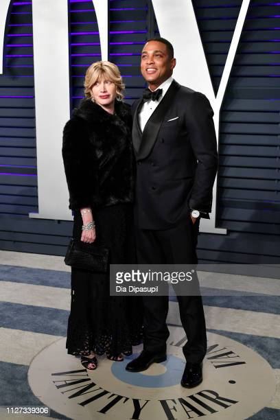 Don Lemon attends the 2019 Vanity Fair Oscar Party hosted by Radhika Jones at Wallis Annenberg Center for the Performing Arts on February 24 2019 in...