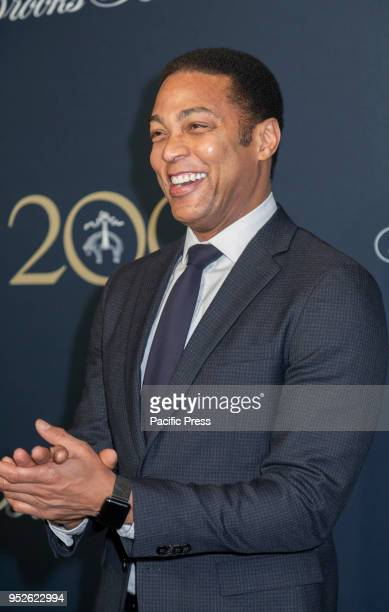 Don Lemon attends the Brooks Brothers Bicentennial Celebration at Jazz At Lincoln Center, Manhattan.