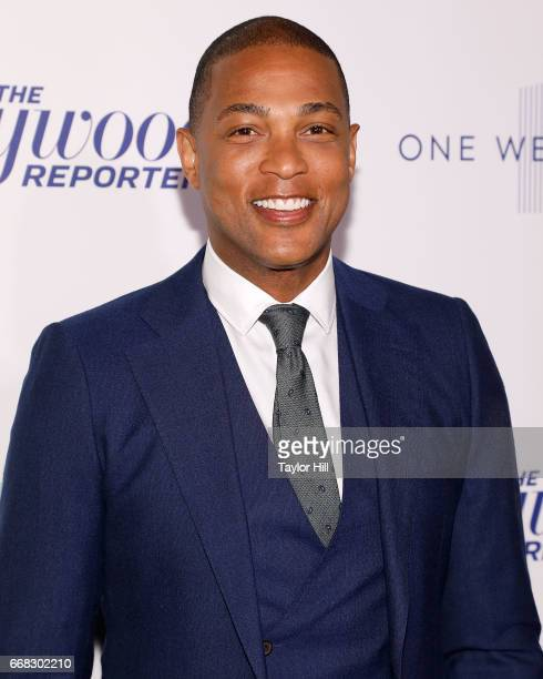 Don Lemon attends 'The Hollywood Reporter's 35 Most Powerful People In Media 2017' at The Pool on April 13 2017 in New York City