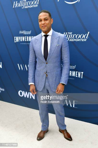 Don Lemon attends The Hollywood Reporter's Empowerment In Entertainment Event 2019 at Milk Studios on April 30 2019 in Hollywood California