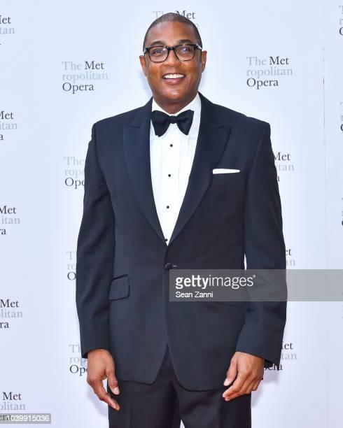 Don Lemon attends The Metropolitan Opera Opening Night Gala SaintSaens' 'Samson et Dalila' at Lincoln Center on September 24 2018 in New York City