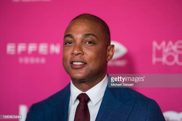 Don Lemon attends the2018 US Weekly Most Stylish New Yorkers at Magic Hour Rooftop Bar Lounge on September 12 2018 in New York City