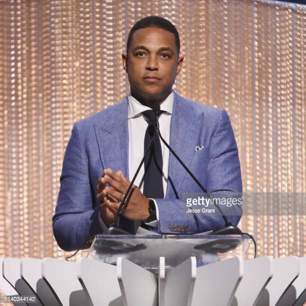 Don Lemon speaks onstage during The Hollywood Reporter's Empowerment In Entertainment Event 2019 at Milk Studios on April 30 2019 in Los Angeles...