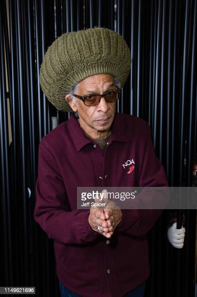 Don Letts attends the Photo London Event at Dover Street Market on May 16, 2019 in London, England.