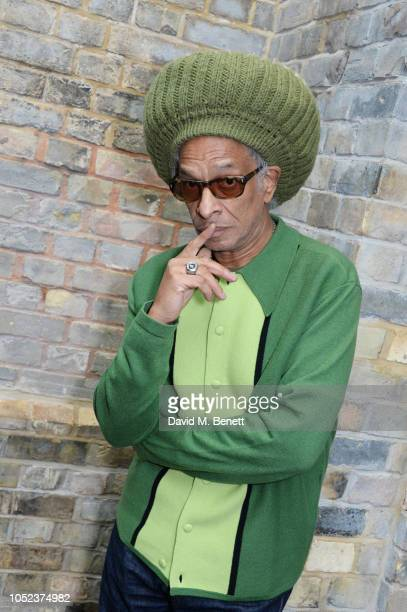 Don Letts attends the Q Awards 2018 at The Roundhouse on October 17, 2018 in London, England.
