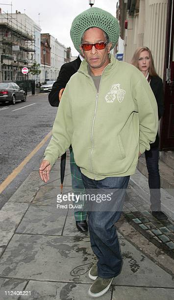 """Don Letts during """"Joe Strummer: The Future Is Unwritten"""" - London Premiere - Outside Arrivals at Coronet Cinema Notting Hill Gate in London, Great..."""