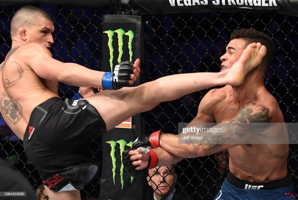 UFC Fight Night: Edwards v Madge : News Photo