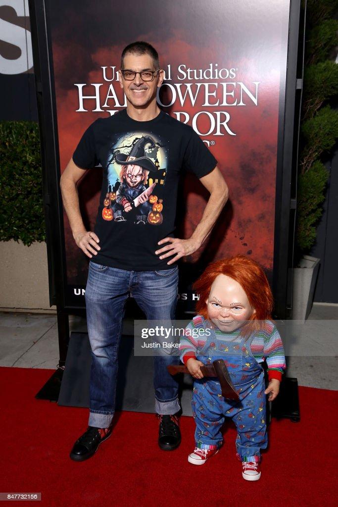 Universal Studios Halloween Horror Nights Opening Night - Arrivals ...