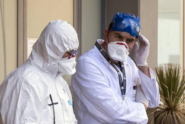 ITA: ICU at Cannizzaro Hospital In Catania