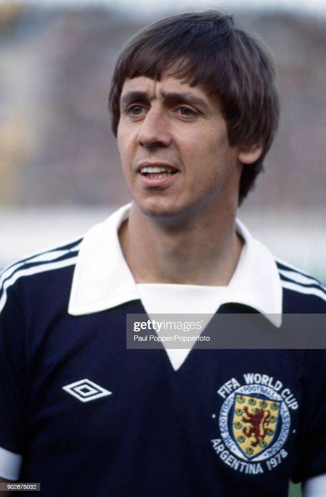 1978 FIFA World Cup - Peru v Scotland : News Photo