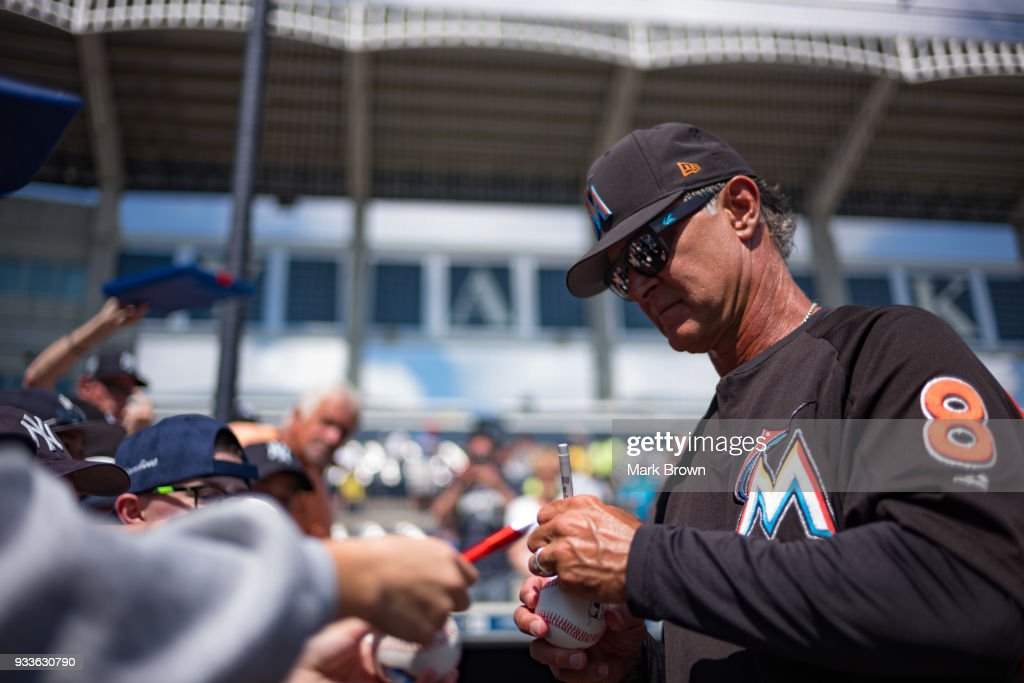 Miami Marlins v New York Yankees