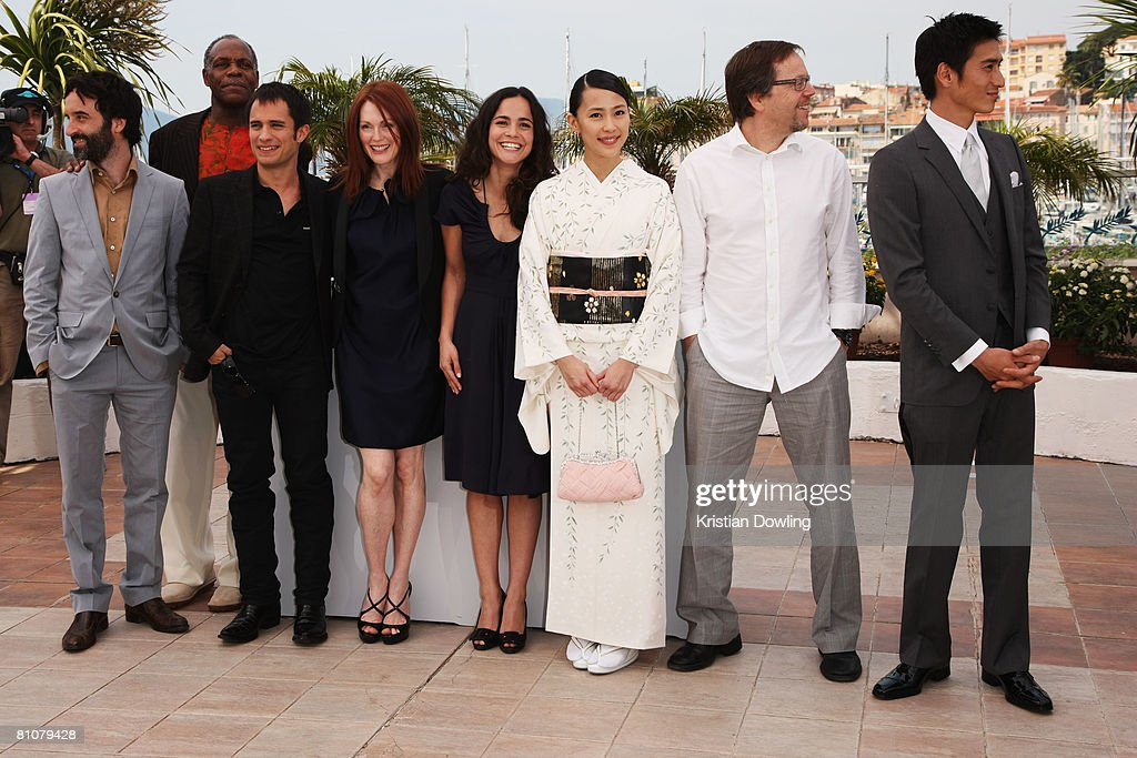 Cannes: Blindness - Photocall : News Photo