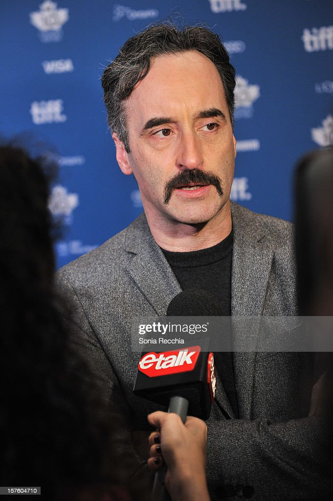 Don McKellar hosts Canada's Top Ten Announcement/Press Conference at TIFF Bell Lightbox on December 4, 2012 in Toronto, Canada.