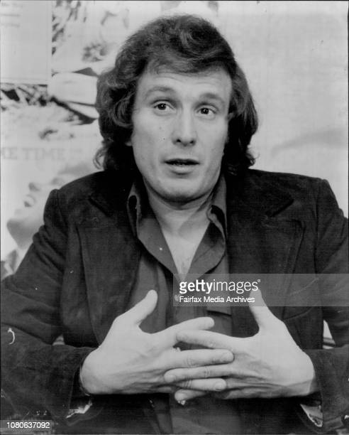Don McLean at his conference at the Sebel town houseOne promoter was asked if he would bring Don McLean to Australia and he refused on the grounds he...