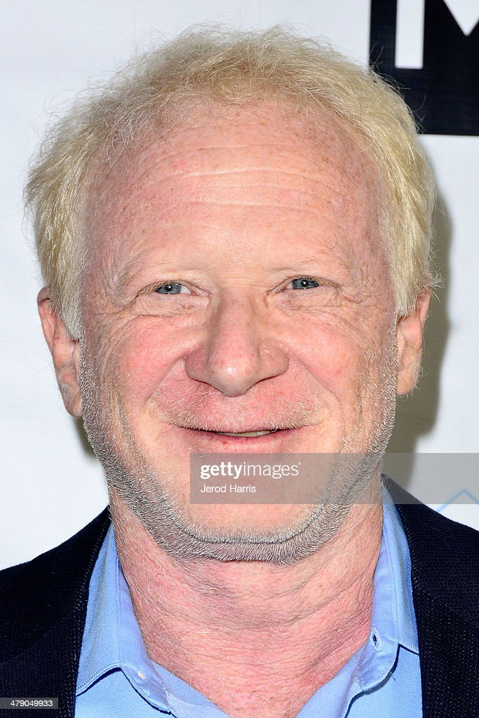 Don Most arrives at the Dream Builders Project's 'A Brighter Future For Children' benefit at H.O.M.E. on March 15, 2014 in Beverly Hills, California.