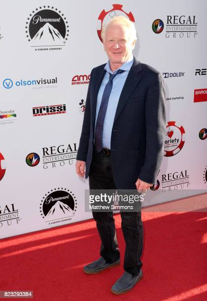 Don Most at the 7th annual Variety - The Children's Charity Of Southern California Texas Hold 'Em Poker Tournament at Paramount Pictures on July 26,...