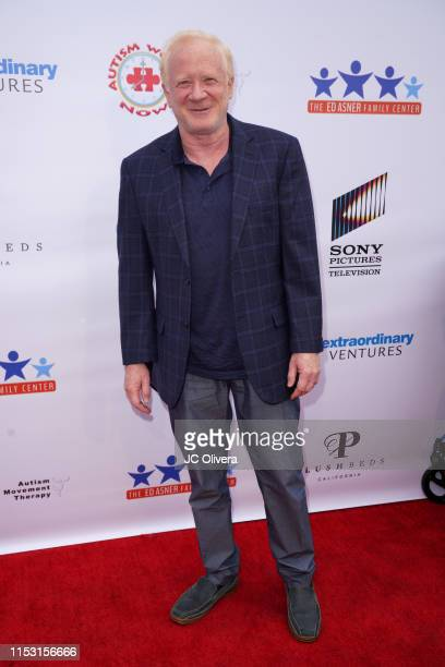 Don Most attends the 7th Annual Ed Asner And Friends Poker Tournament Celebrity Night at CBS Studios - Radford on June 01, 2019 in Studio City,...