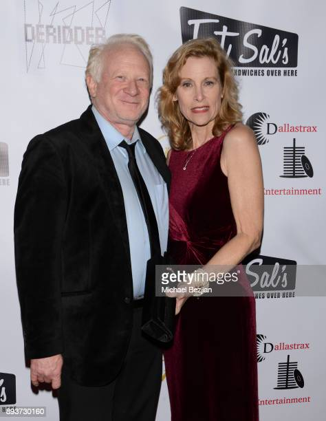 Don Most Morgan Most attend The Artists Project & Boo2Bullying Toy Drive to Benefit the Los Angeles Fire Department on December 14, 2017 in Los...