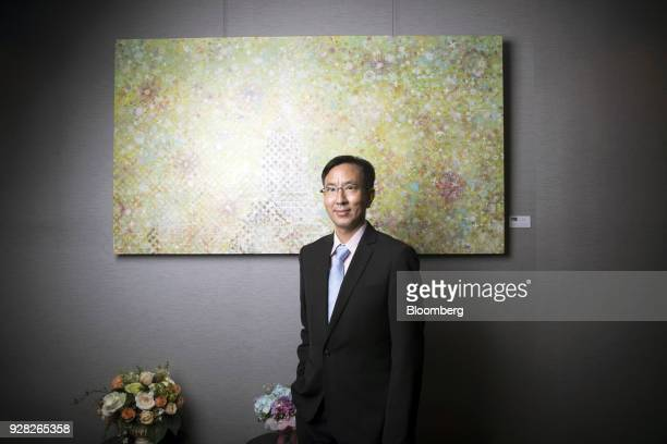 Don Nakornthab senior director of the economic and policy department at the Bank of Thailand poses for a photograph after an interview in Bangkok...