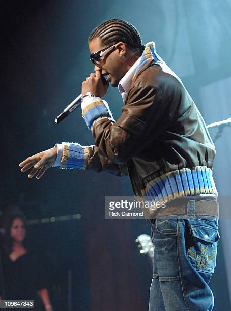 Don Omar during 2006 Latin Recording Academy Person of The Year Honoring Ricky Martin Show at Sheraton Hotel in New York City New York United States