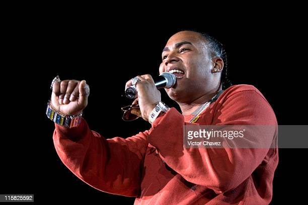 Don Omar during Teleton Mexico 2006 Day 2 Concert at Foro Sol in Mexico City Mexico City Mexico