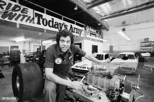 Don Prudhomme the King of Drag Racing