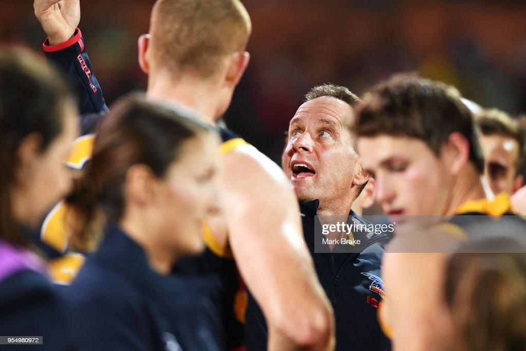 AFL Rd 7 - Adelaide v Carlton