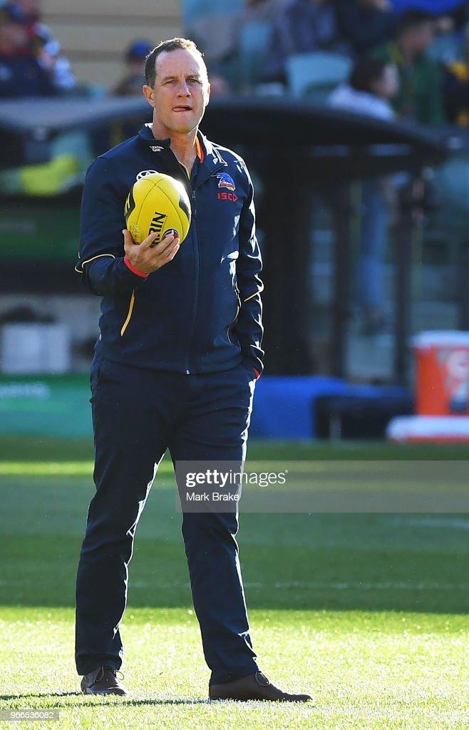 AFL Rd 11 - Adelaide v GWS