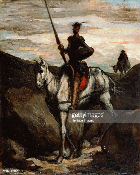 Don Quixote in the Mountains Found in the collection of Bridgestone Museum of Art