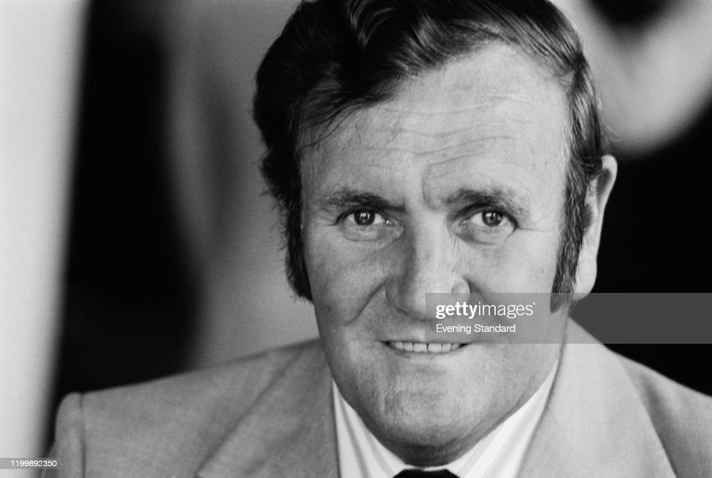 Don Revie, England Manager : News Photo
