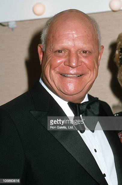 Don Rickles during 31st Annual Thalians Ball Honoring Shirley MacLaine at Century Plaza Hotel in Los Angeles California United States