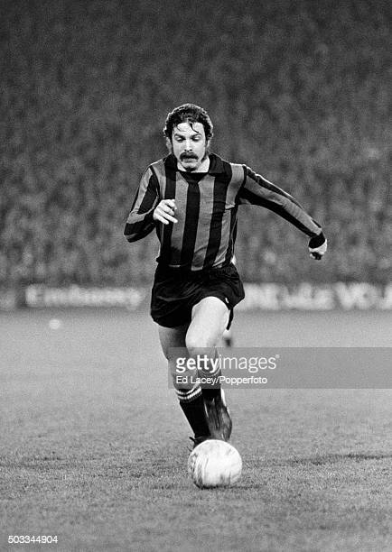 Don Rogers in action for Crystal Palace 6th February 1973