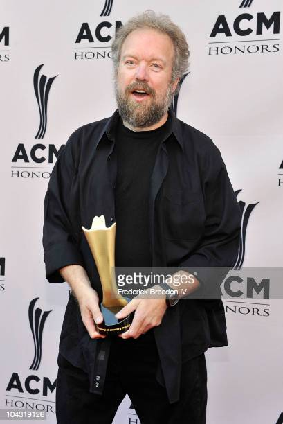 Don Schlitz attends the 4th Annual ACM Honors on September 20, 2010 in Nashville, Tennessee.
