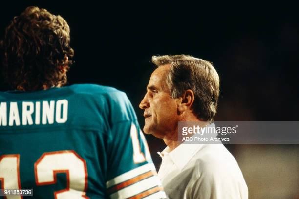 Don Shula Chicago Bears vs Miami Dolphins gameplay