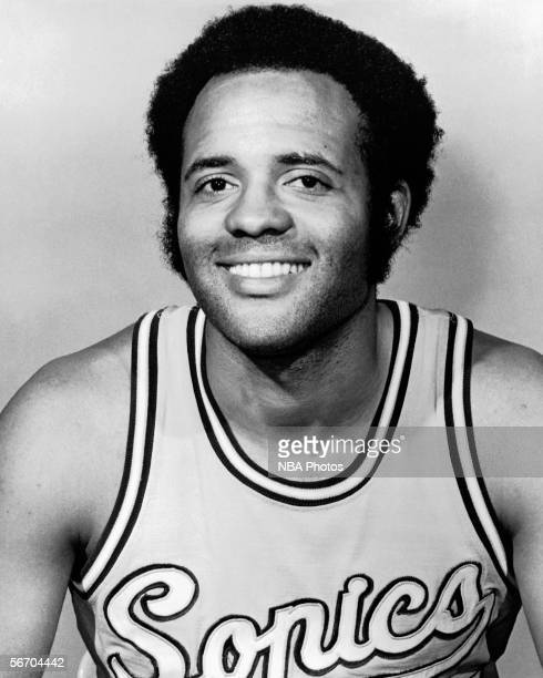 Don Smith of the Seattle Super Sonics poses for a portrait circa 1968 in Seattle Washington NOTE TO USER User expressly acknowledges and agrees that...