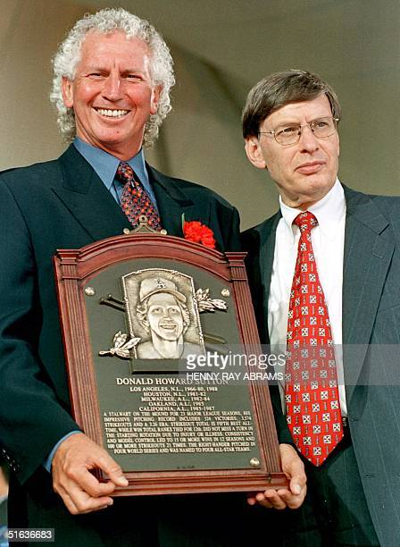 Don Sutton the pitcher who won 324 games and struck out 3574 batters in his 23year major league career with the Los Angeles Dodgers Houston Astros...
