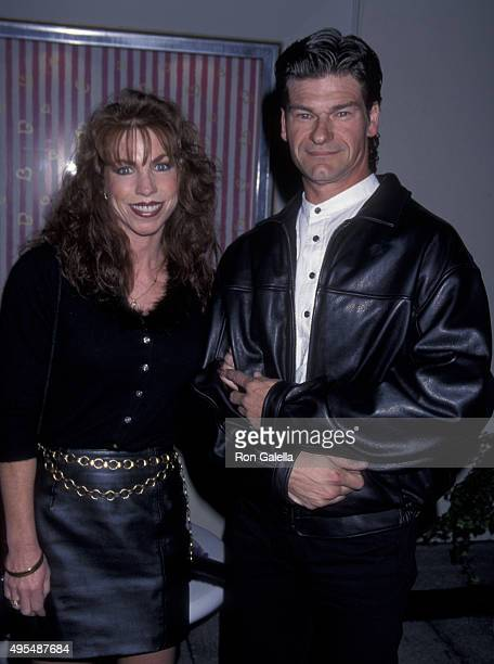 Don Swayze attends WB AllStar Winter Press Tour on January 7 1999 at Il Fornaio Restaurant in Pasadena California