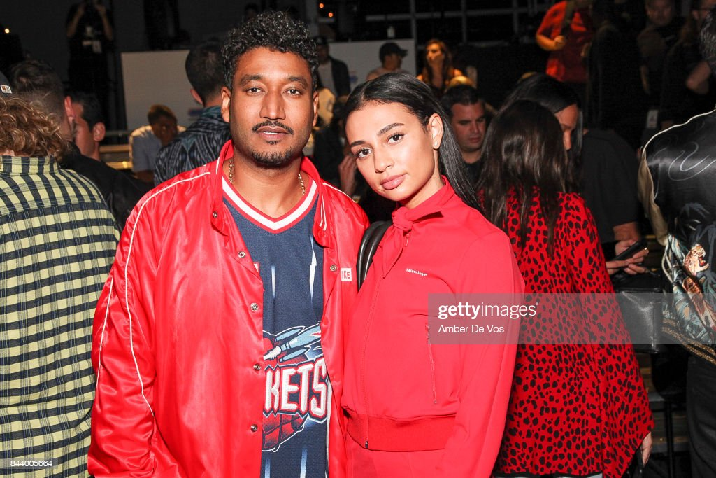 Kith Sport - Front Row - September 2017 - New York Fashion Week : News Photo