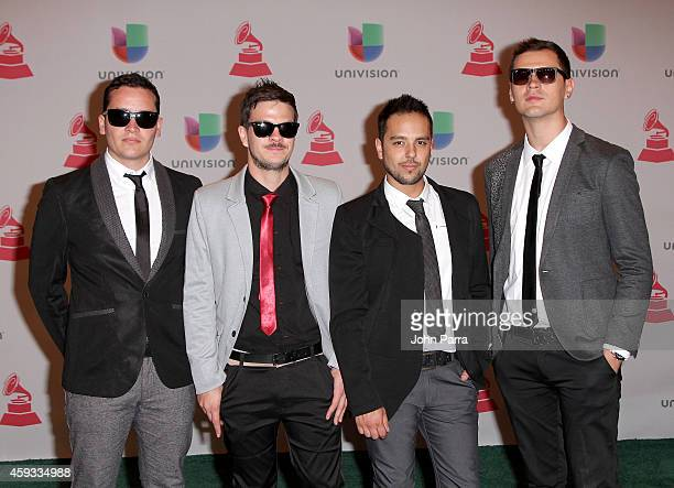 Don Tetto attends the 15th annual Latin GRAMMY Awards at the MGM Grand Garden Arena on November 20 2014 in Las Vegas Nevada
