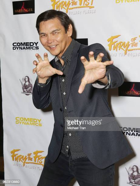 Don Wilson attends the Los Angeles premiere of Comedy Dynamics' The Fury Of The Fist And The Golden Fleece held at Laemmle's Music Hall 3 on May 24...