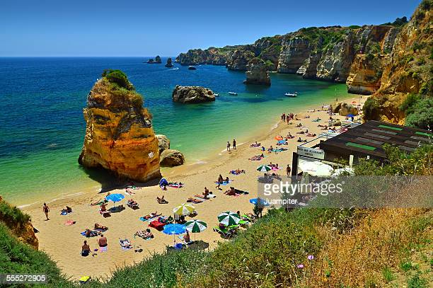 Dona Ana beach, Algarve