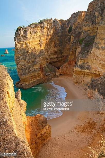 Dona Ana beach, Portugal