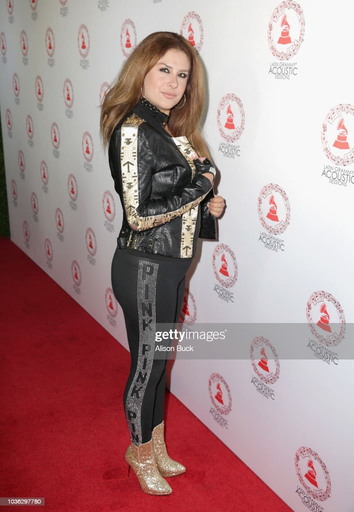 Latin GRAMMY Acoustic Sessions Los Angeles : News Photo