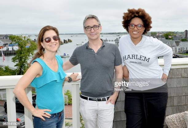 Donal Lardner Ward attends the WGA Meet Greet at the 2018 Nantucket Film Festival Day 5 on June 24 2018 in Nantucket Massachusetts