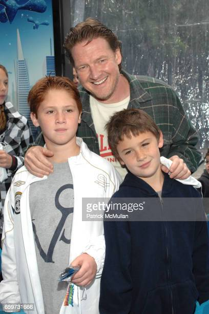 Donal Logue attends Monsters vs Aliens Los Angeles Premiere at Gibson Amphitheatre on March 22 2009 in Universal City California