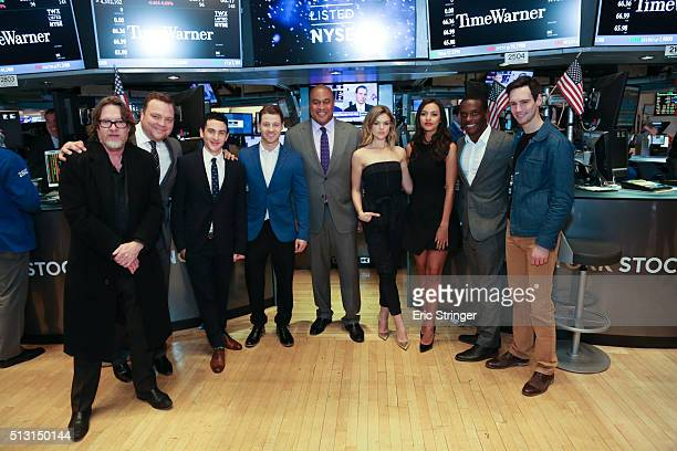 Donal Logue Drew Powell Robin Lord Taylor Ben McKenzie Global Head of Capital Markets Garvis Toler Erin Richards Jessica Lucas Chris Chalk and Cory...